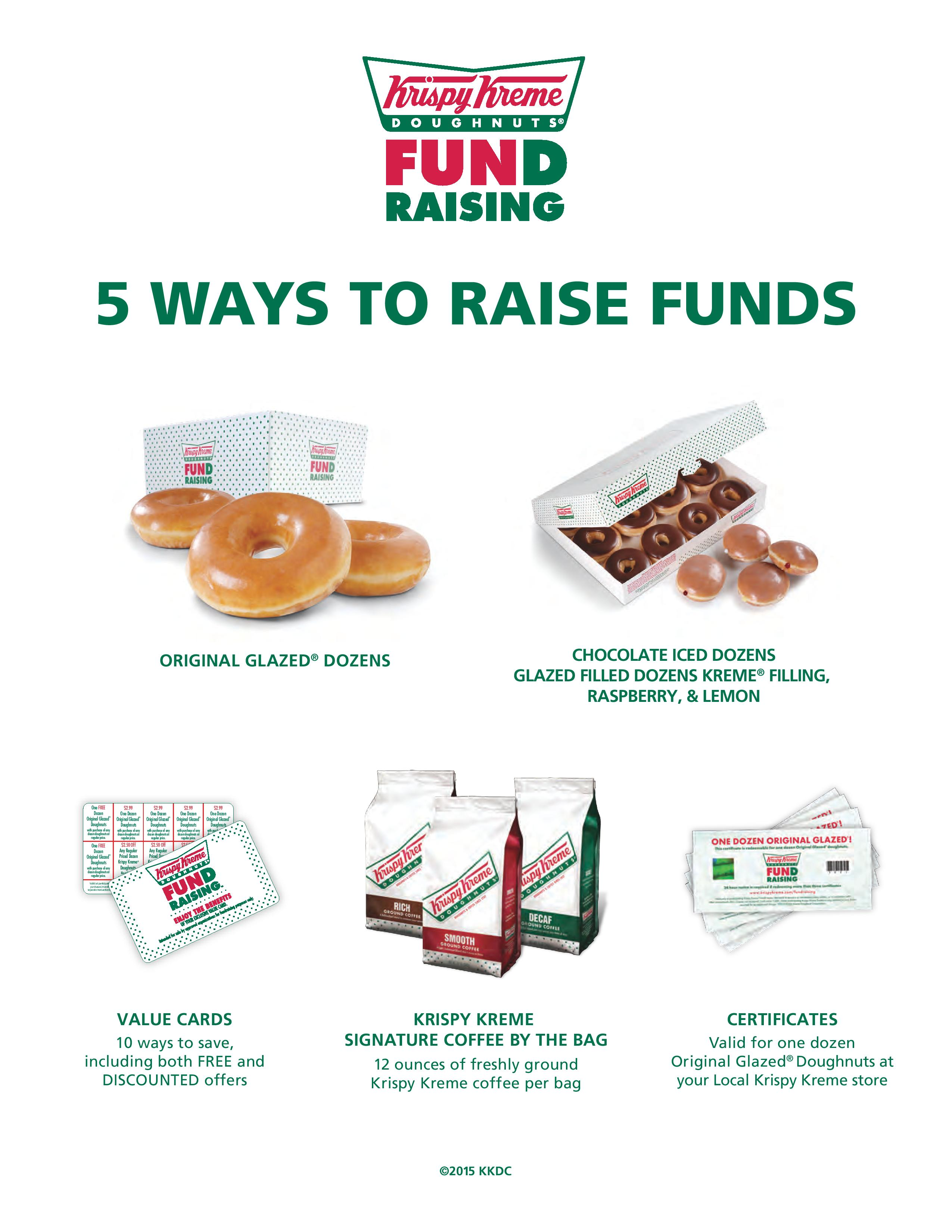 5 Ways to Fundraise