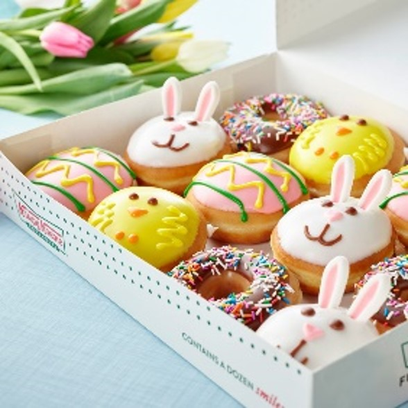 Spring has sprung! Bounce into our store for one of these sweet treats
